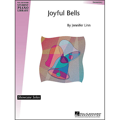 Hal Leonard Joyful Bells Elementary Showcase Solos Hl Student Piano Library by Jennifer Linn