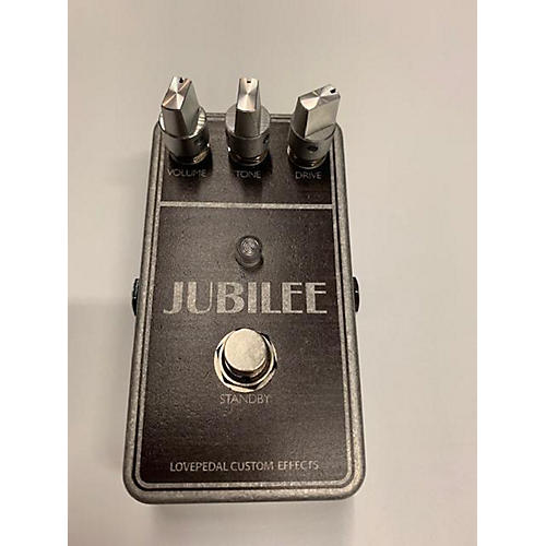 Lovepedal Jubilee Effect Pedal