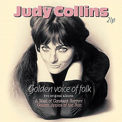 Alliance Judy Collins - Golden Voice of Folk: Two Original Albums