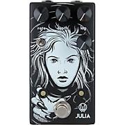 Julia Analog Chorus/Vibrato V2 Effects Pedal Glow in the Dark