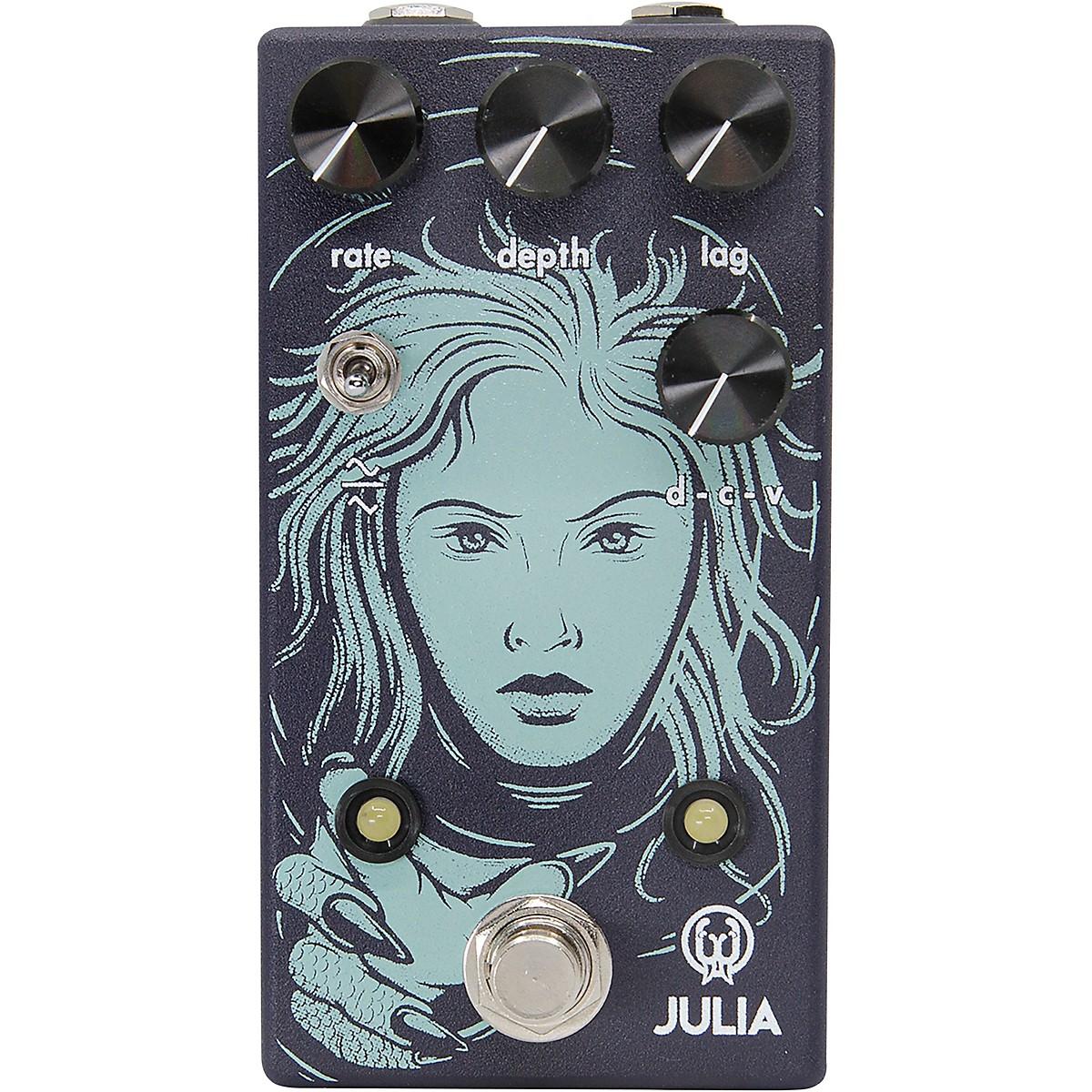Walrus Audio Julia Analog Chorus/Vibrato V2 Effects Pedal