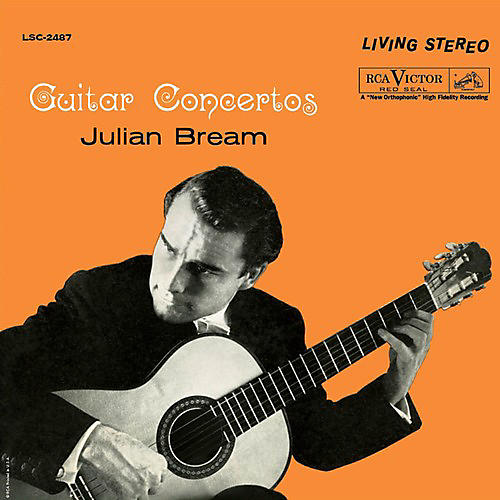 Alliance Julian Bream - Guitar Concertos