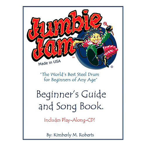 Panyard Jumbie Jam Beginner's Guide & Song Book