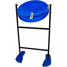 Jumbie Jam Deluxe Steel Drum Kit Blue