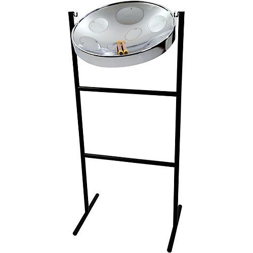 Panyard Jumbie Jam Steel Drum Kit with Tube Floor Stand
