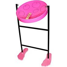 Jumbie Jam Deluxe Steel Drum Kit Pink