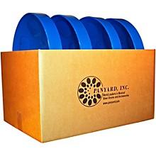 Panyard Jumbie Jam Educator's Steel Drum 4-Pack with Table Top Stands Level 1 Blue