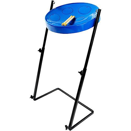 Panyard Jumbie Jam Steel Drum Kit with Metal Z-Floor Stand