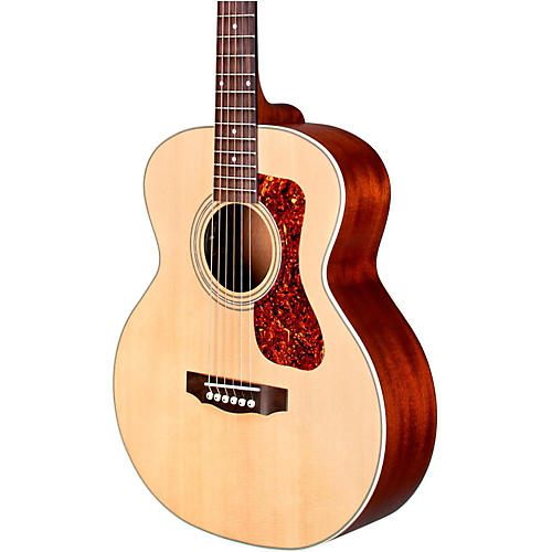 Guild Jumbo Junior Mahogany Acoustic-Electric Guitar with Gig Bag