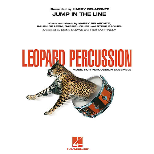 Hal Leonard Jump in the Line Concert Band Level 3 performed by Harry Belafonte