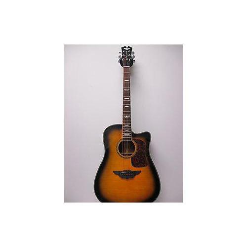 used keith urban junior acoustic guitar guitar center. Black Bedroom Furniture Sets. Home Design Ideas