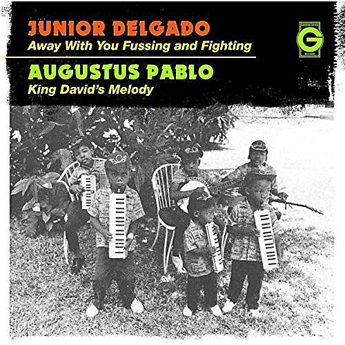 Alliance Junior Delgado - Away with You Fussing & Fighting