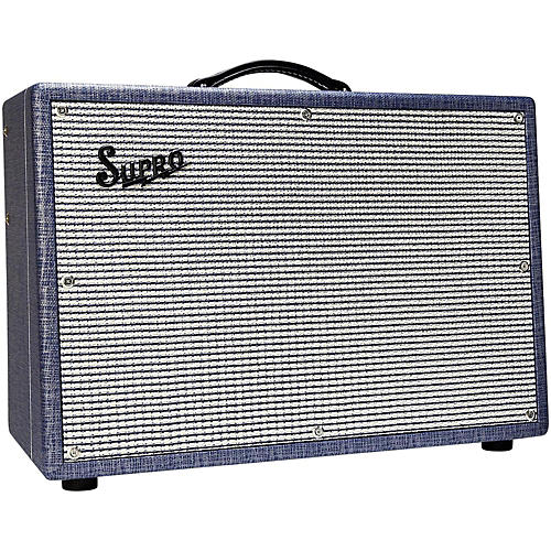 supro jupiter 60w 1x12 tube guitar combo amplifier guitar center. Black Bedroom Furniture Sets. Home Design Ideas