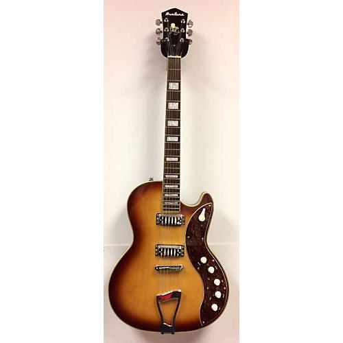 Airline Jupiter Pro Dallas Green Solid Body Electric Guitar