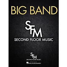 Second Floor Music Just Waiting (Big Band) Jazz Band Composed by Melba Liston