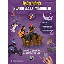 Alfred Just for Fun Swing Jazz Mandolin Book