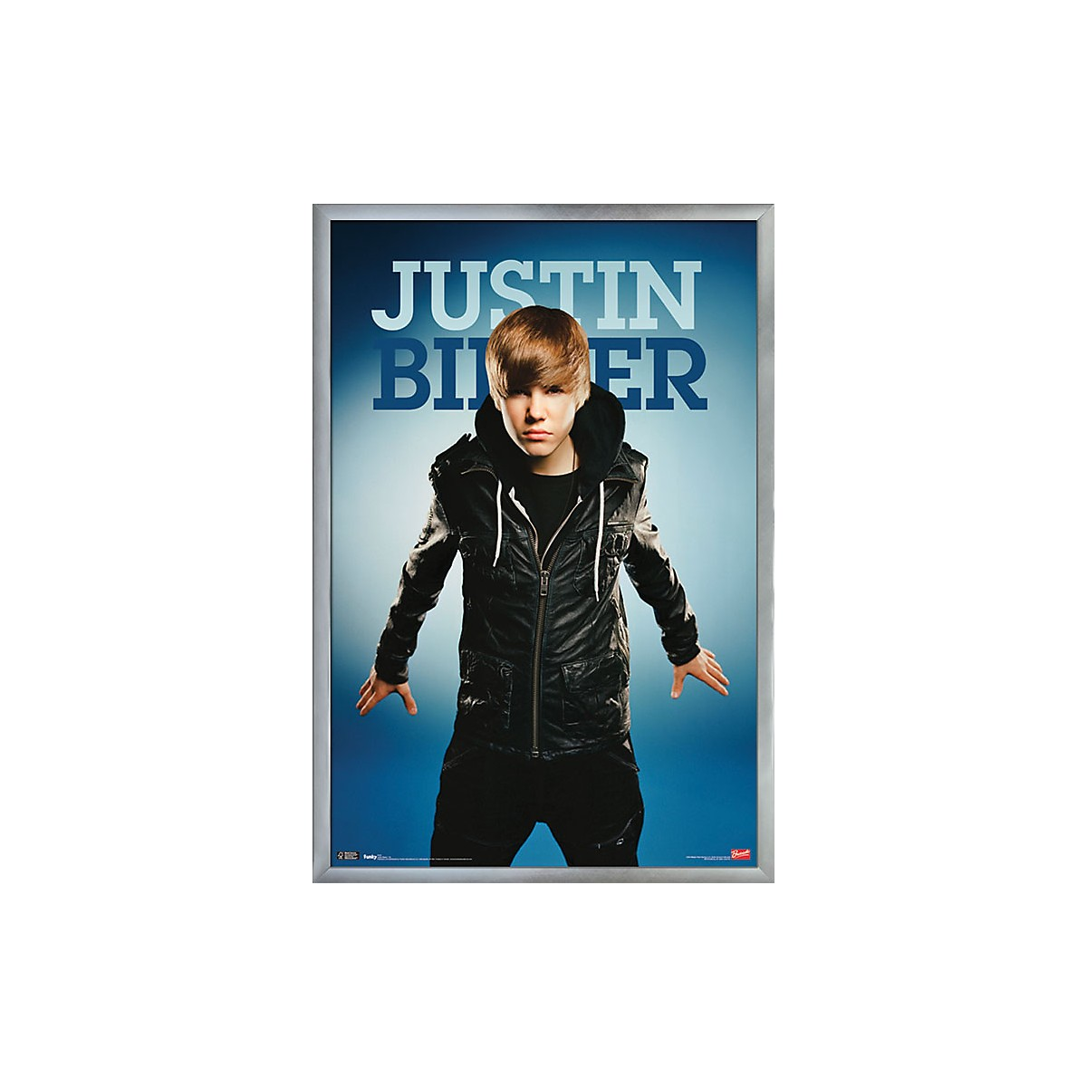 Trends International Justin Bieber - Fly Poster