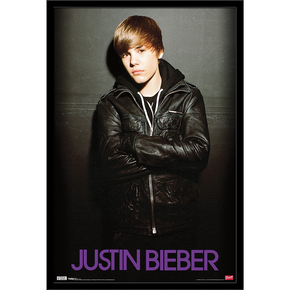 Trends International Justin Bieber - Love Poster