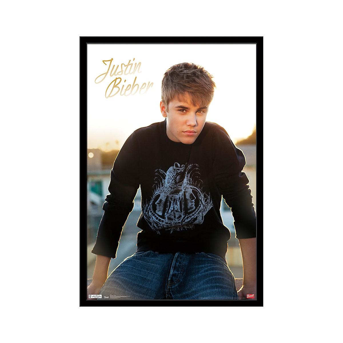 Trends International Justin Bieber - Twilight Poster