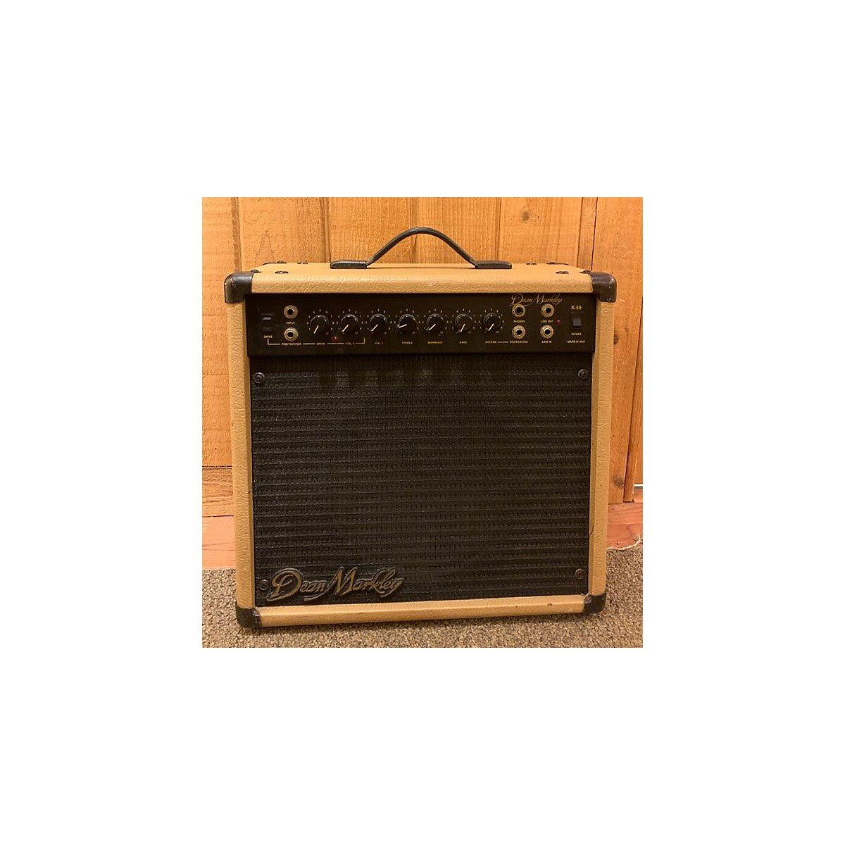 Dean Markley K-65 Acoustic Guitar Combo Amp