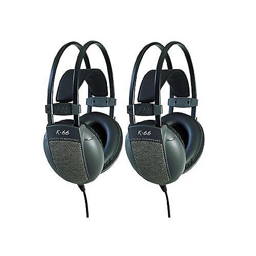 AKG K-66 Dynamic Headphone Buy Two & Save