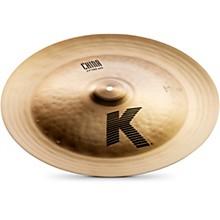 K China Cymbal 17 in.