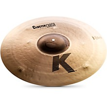 K Cluster Crash Cymbal 20 in.