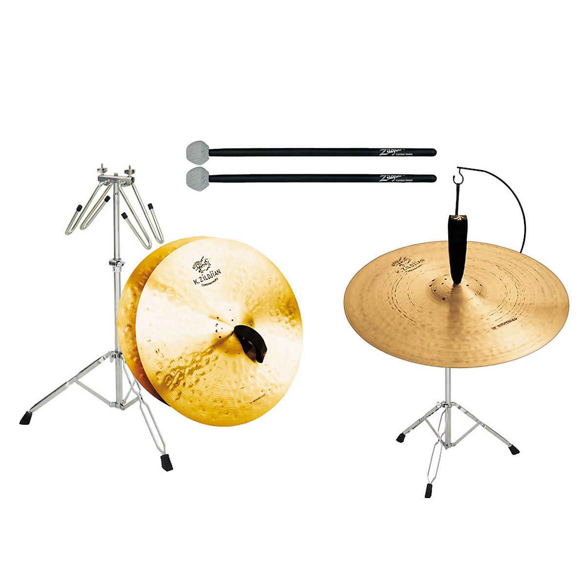 Zildjian K Constantinople Cymbal Educator Pack