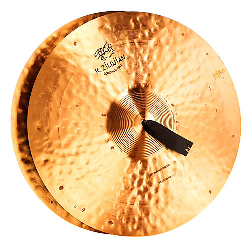 Zildjian K Constantinople Vintage Orchestral Medium Heavy Crash Cymbal Pair