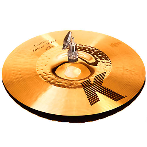 Zildjian K Custom Hybrid Hi-Hat Bottom