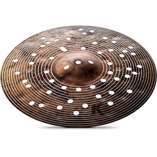 Zildjian K Custom Special Dry Hi Hat Top