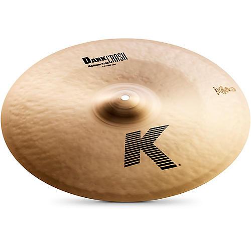 Zildjian K Dark Medium-Thin Crash Cymbal