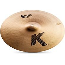 K Dark Medium-Thin Crash Cymbal 17 in.