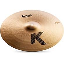 K Dark Thin Crash Cymbal 17 in.