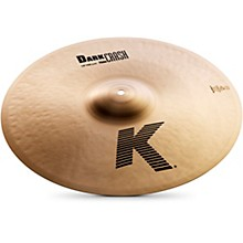 K Dark Thin Crash Cymbal 18 in.