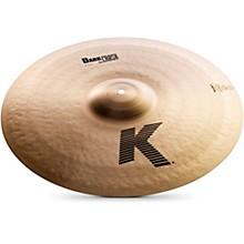 K Dark Thin Crash Cymbal 20 in.