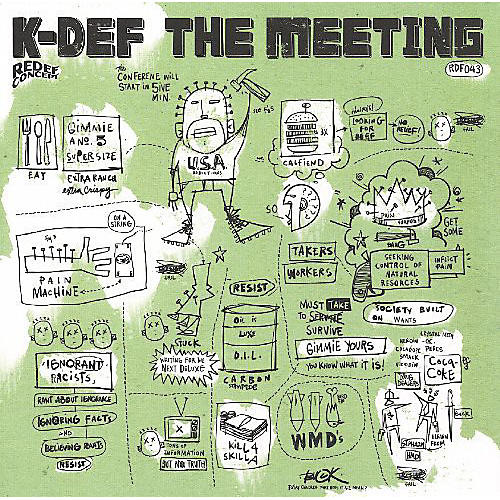 Alliance K-Def - The Meeting
