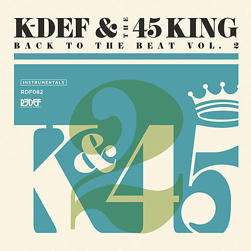 Alliance K-Def & 45 King - Back to the Beat 2