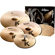 K Series 5-Piece Cymbal Pack