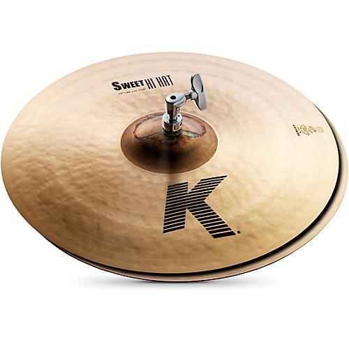 Zildjian K Sweet Hi-Hats