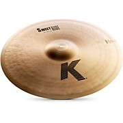 K Sweet Ride Cymbal 21 in.
