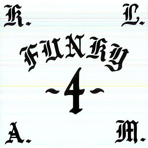 Alliance K.L.A.M. - Funky 4