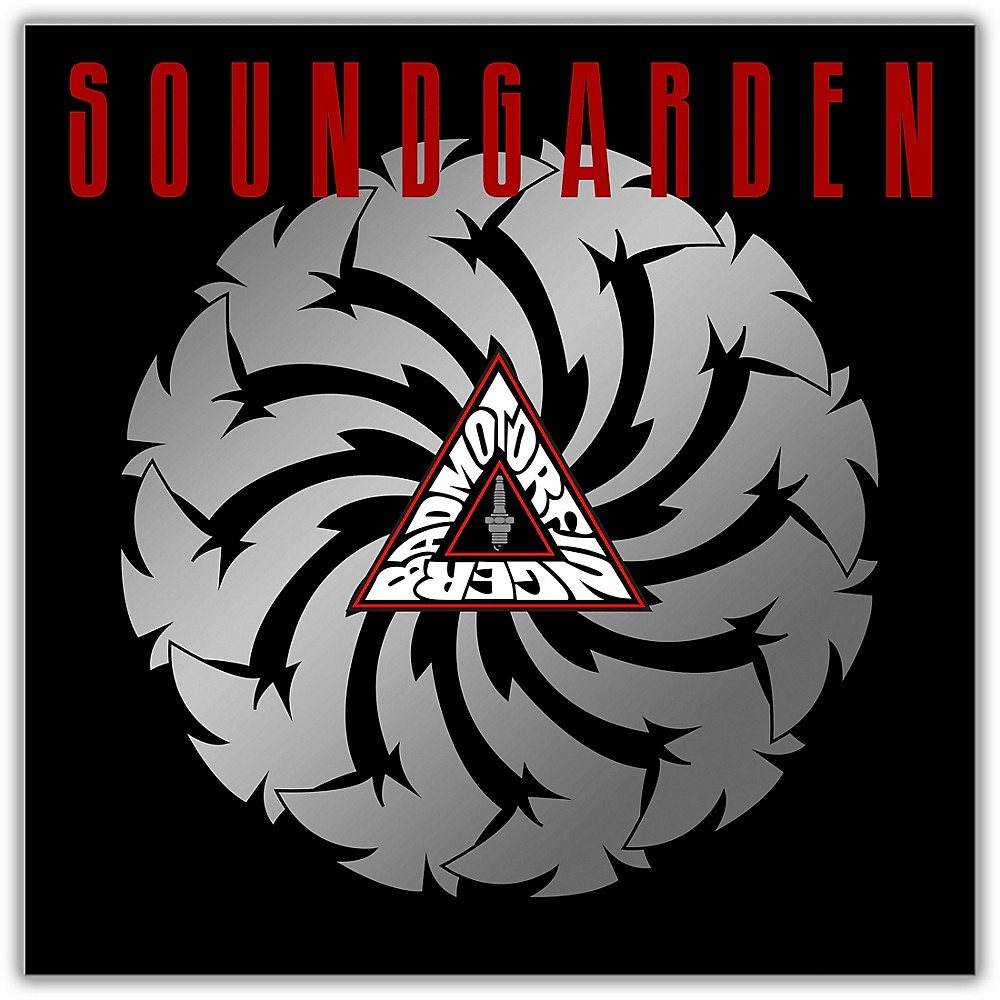 Universal Music Group Soundgarden - Badmotorfinger Deluxe Edition 2CD 1500000100413