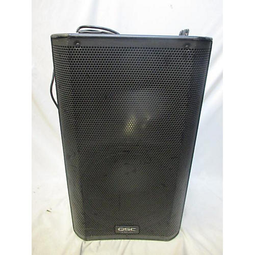 used qsc k12 powered speaker guitar center. Black Bedroom Furniture Sets. Home Design Ideas
