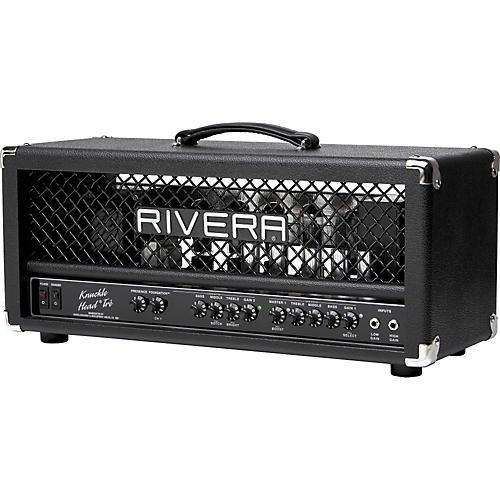rivera k120tre knucklehead tre 120w tube guitar amp head guitar center. Black Bedroom Furniture Sets. Home Design Ideas