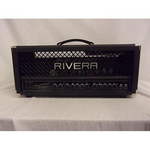 Rivera K120TRE Knucklehead Tre Reverb 120W Tube Guitar Amp Head
