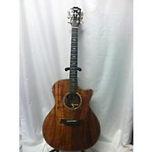 Taylor K14 Koa Cutaway Acoustic Electric Guitar