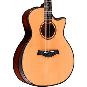 Taylor K14ce V Class Builder S Edition Grand Auditorium Acoustic Electric Guitar Kona Burst Guitar Center