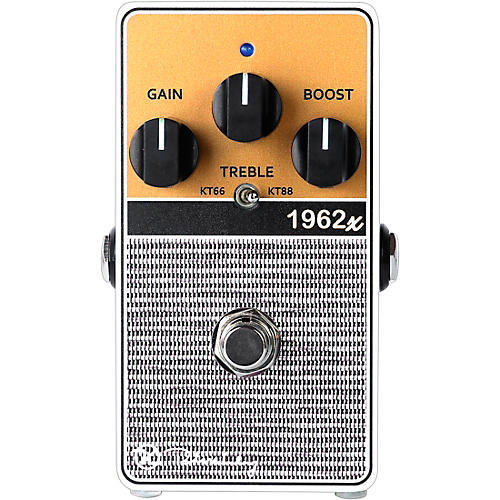 Keeley K1962X Mode LTD British Overdrive Pedal