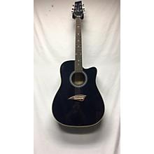 Kona K1TBL Acoustic Guitar